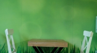 Mobilier HORECA Salad Box - Masa si Scaune